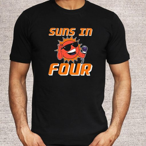 Funny SUNS IN FOUR BOXING Shirt 5