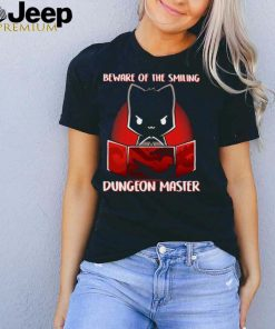 Beare Of The Smiling Dungeon Master Shirt