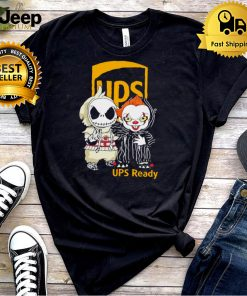 Baby Jack Skeleton and Baby Pennywise UPS Ready shirt