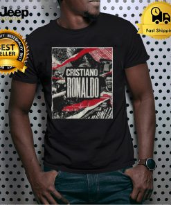 Cristiano Ronaldo Manchester CR7 Welcome Home Graphic Unisex T Shirt