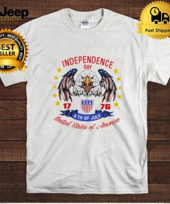 Eagle independence day USA 1776 4th of july united states of America hoodie, tank top, sweater and long sleeve