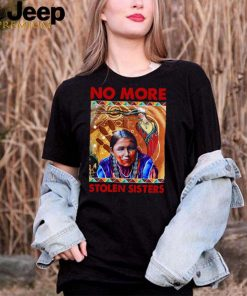 Native American No More Stolen Sisters T shirt