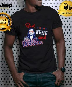 Red And White Mullet Classic Morgan Art Wallen Country Music shirt