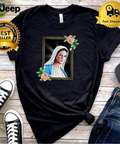 Blessed Holy Virgin Mary Catholic Costume Our Lady Mary T shirt