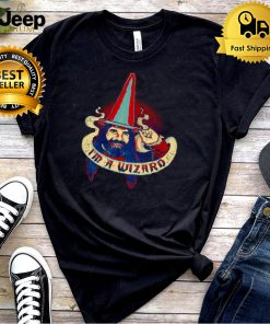 I Am A Wizard Retro What We Do In The Shadows T shirt