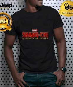 Marvel Shang Chi And The Legend Of The Ten Rings T Shirt