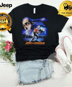 army of darkness movie poster shirt